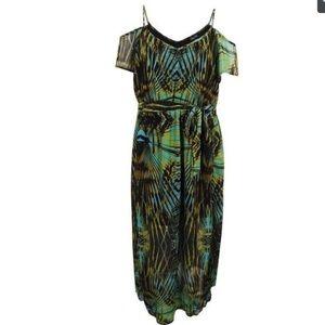 City Chic Maxi Dress